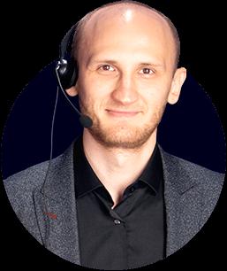 Консультант Егор